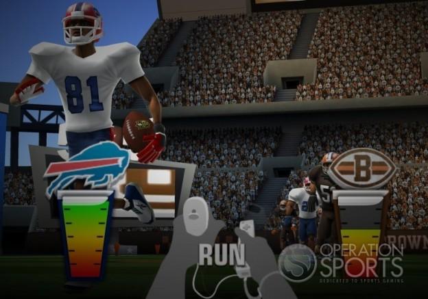 Madden NFL 10 Screenshot #21 for Wii