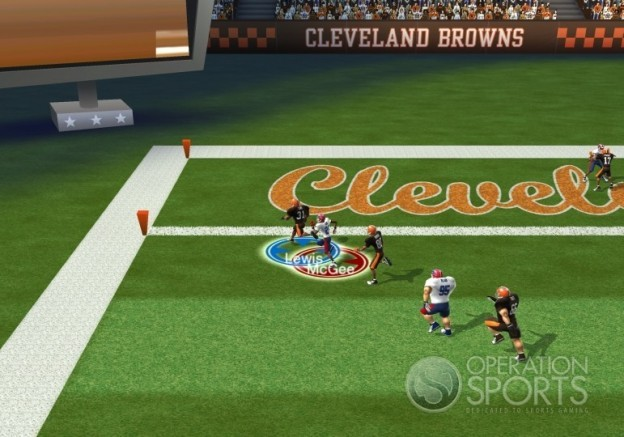 Madden NFL 10 Screenshot #22 for Wii