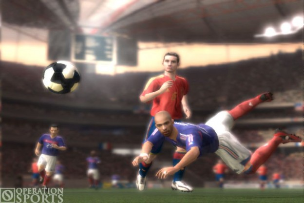 FIFA Soccer 06 Screenshot #1 for Xbox