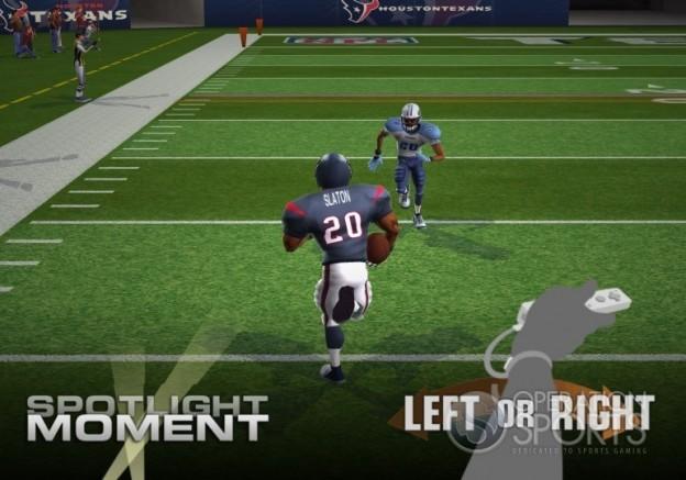 Madden NFL 10 Screenshot #26 for Wii