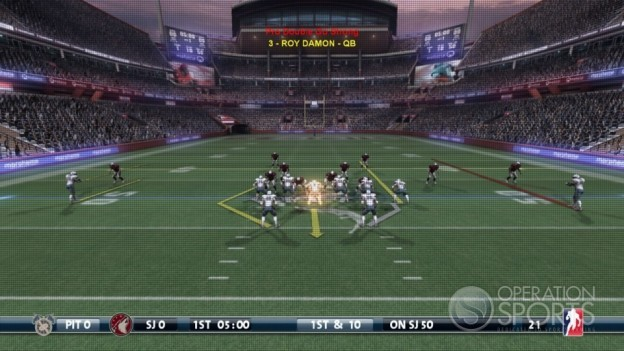 Backbreaker Screenshot #30 for Xbox 360