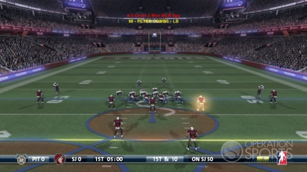 Backbreaker Screenshot #31 for Xbox 360