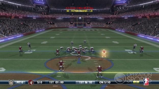 Backbreaker Screenshot #31 for Xbox 360