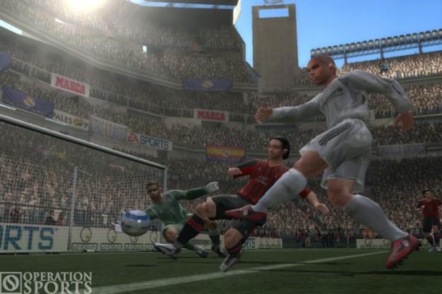 FIFA Soccer 06 Screenshot #2 for Xbox
