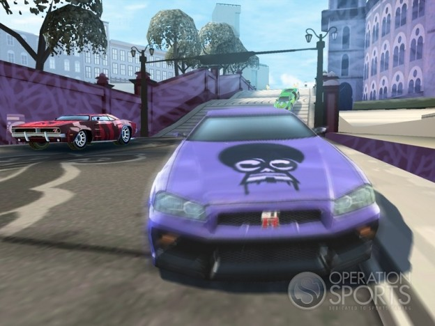 Need for Speed Nitro Screenshot #3 for Wii