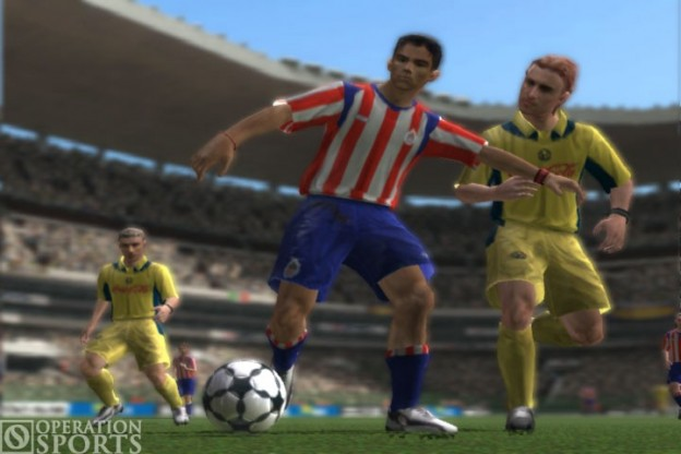 FIFA Soccer 06 Screenshot #3 for Xbox