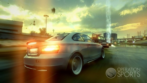 Blur Screenshot #1 for Xbox 360