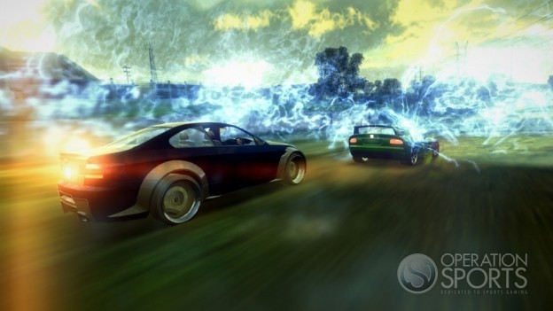 Blur Screenshot #2 for Xbox 360