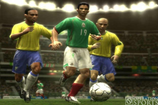 FIFA Soccer 06 Screenshot #4 for Xbox