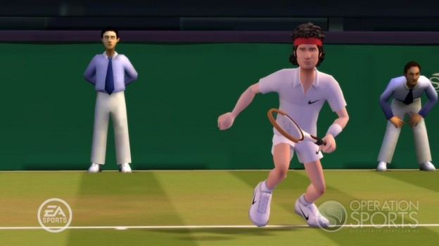 Grand Slam Tennis Screenshot #29 for Wii