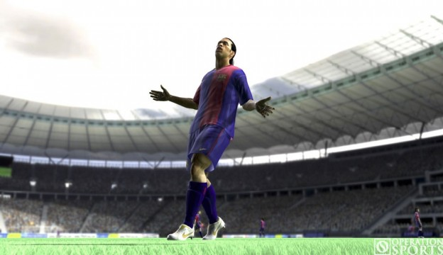 FIFA Soccer 07 Screenshot #2 for Xbox 360
