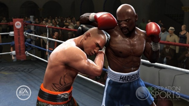 Fight Night Round 4 Screenshot #100 for Xbox 360