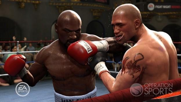 Fight Night Round 4 Screenshot #101 for Xbox 360