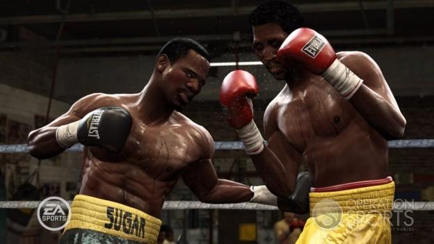 Fight Night Round 4 Screenshot #107 for Xbox 360