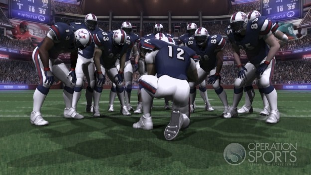Backbreaker Screenshot #33 for Xbox 360