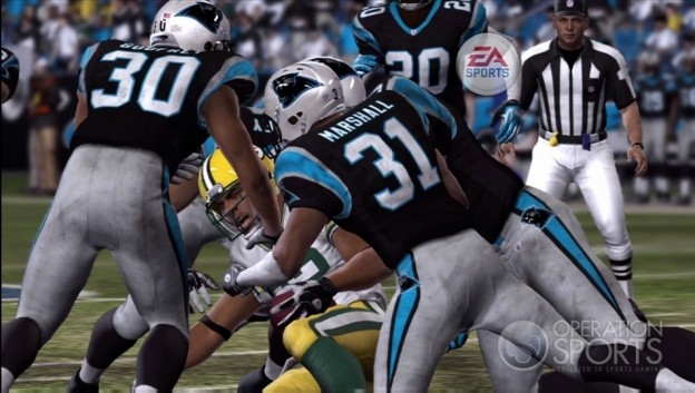Madden NFL 10 Screenshot #47 for Xbox 360
