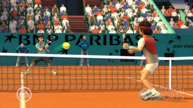 Grand Slam Tennis Screenshot #39 for Wii