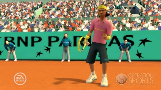Grand Slam Tennis Screenshot #40 for Wii