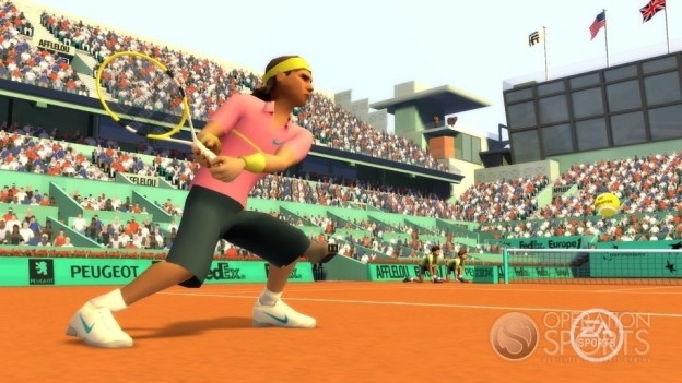 Grand Slam Tennis Screenshot #41 for Wii