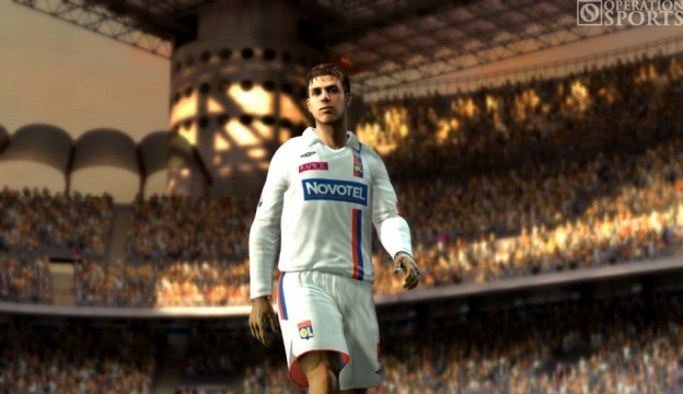 FIFA Soccer 07 Screenshot #4 for Xbox 360
