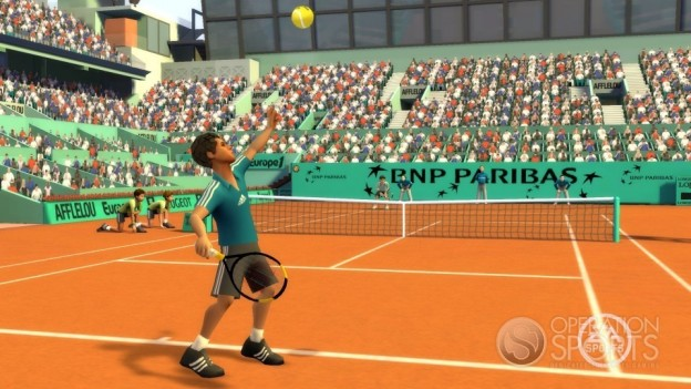 Grand Slam Tennis Screenshot #42 for Wii