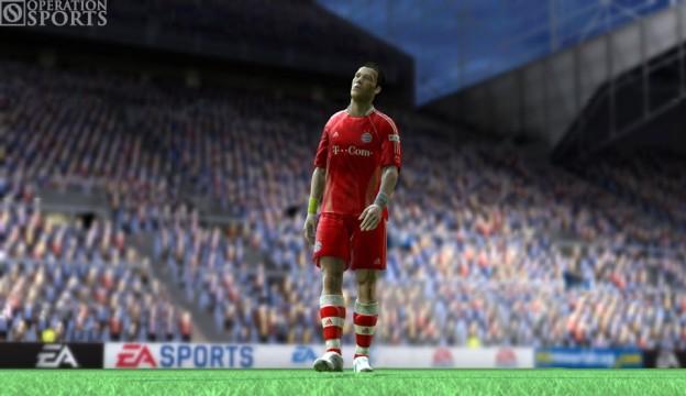 FIFA Soccer 07 Screenshot #5 for Xbox 360
