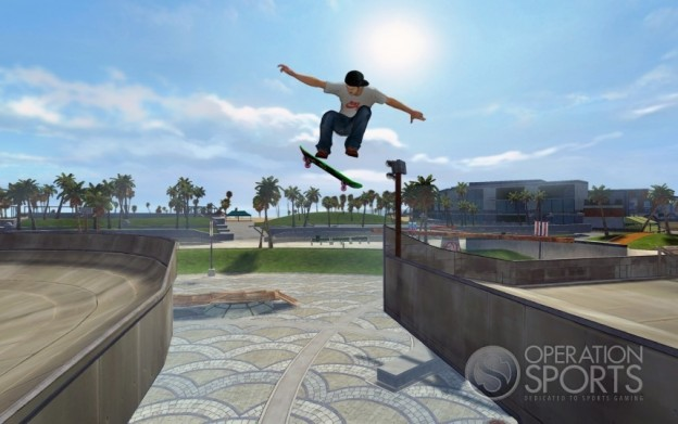 Tony Hawk: RIDE Screenshot #1 for Xbox 360