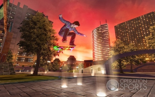 Tony Hawk: RIDE Screenshot #3 for Xbox 360