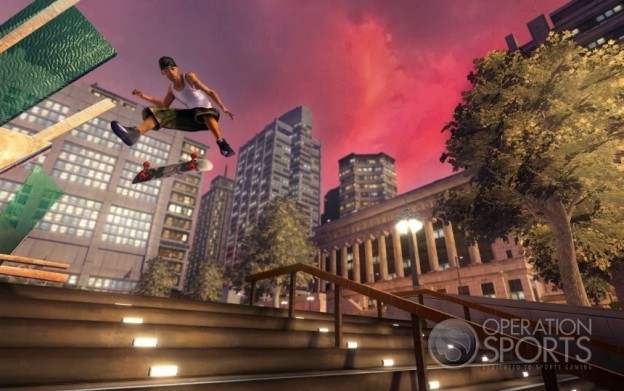 Tony Hawk: RIDE Screenshot #4 for Xbox 360