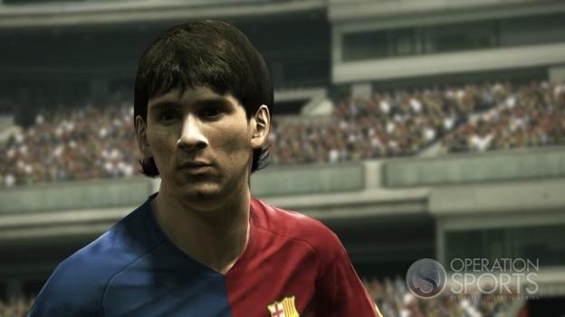 Pro Evolution Soccer 2010  Screenshot #1 for Xbox 360