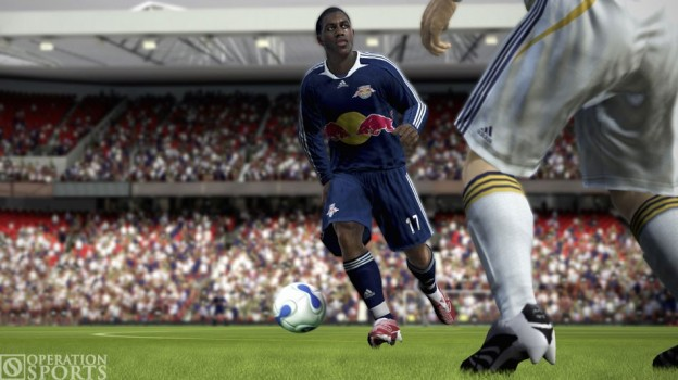 FIFA Soccer 08 Screenshot #1 for Xbox 360