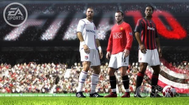 FIFA Soccer 10 Screenshot #1 for Xbox 360