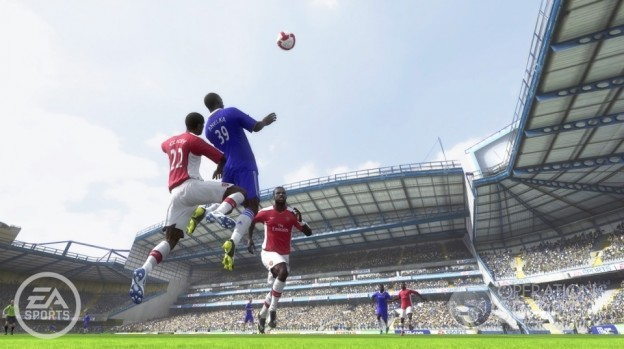 FIFA Soccer 10 Screenshot #3 for Xbox 360