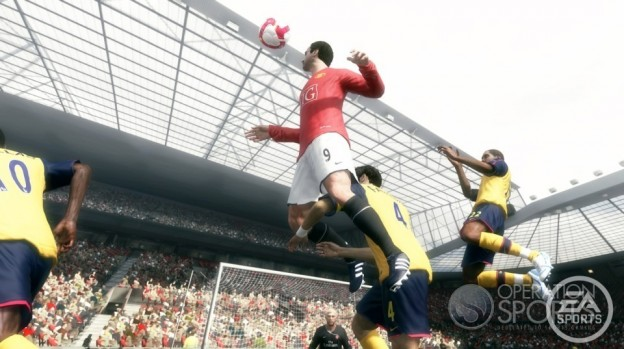 FIFA Soccer 10 Screenshot #4 for Xbox 360