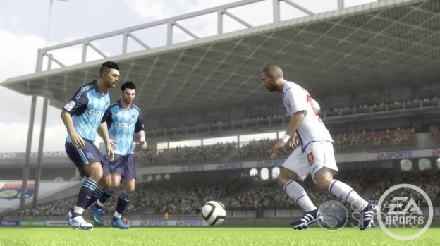 FIFA Soccer 10 Screenshot #5 for Xbox 360