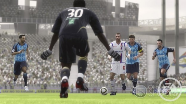 FIFA Soccer 10 Screenshot #6 for Xbox 360