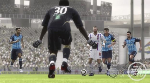 FIFA Soccer 10 Screenshot #6 for Xbox 360