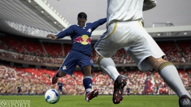 FIFA Soccer 08 Screenshot #2 for Xbox 360