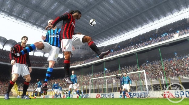 FIFA Soccer 10 Screenshot #8 for Xbox 360