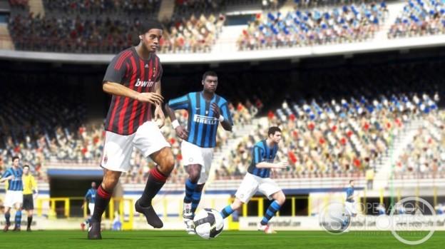 FIFA Soccer 10 Screenshot #9 for Xbox 360