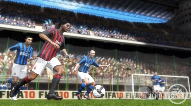 FIFA Soccer 10 Screenshot #10 for Xbox 360