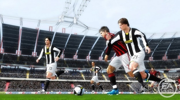 FIFA Soccer 10 Screenshot #11 for Xbox 360