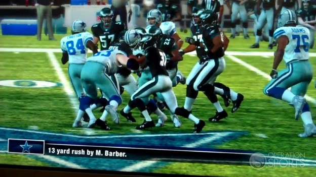 Madden NFL 10 Screenshot #72 for Xbox 360
