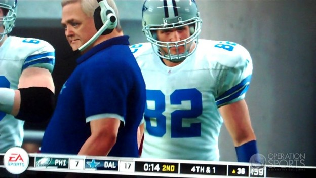 Madden NFL 10 Screenshot #75 for Xbox 360