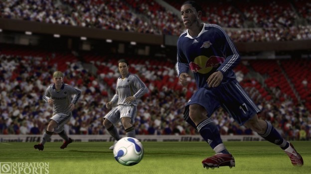 FIFA Soccer 08 Screenshot #4 for Xbox 360