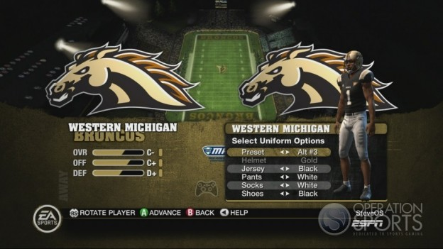 NCAA Football 10 Screenshot #62 for Xbox 360