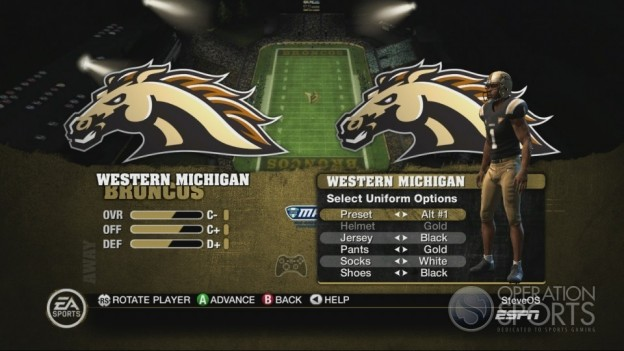 NCAA Football 10 Screenshot #64 for Xbox 360