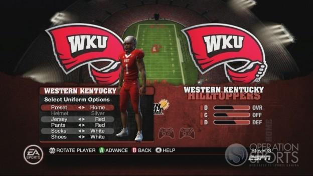 NCAA Football 10 Screenshot #67 for Xbox 360