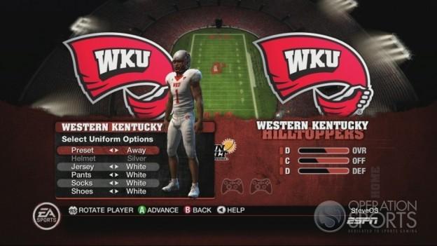 NCAA Football 10 Screenshot #70 for Xbox 360