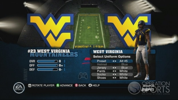 NCAA Football 10 Screenshot #72 for Xbox 360